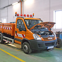 Iveco Daily díly