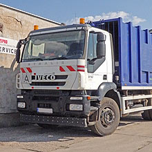 Iveco Stralis díly